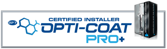 CMG detailing of WI is an Opti-Coat Pro Plus Certified Installer